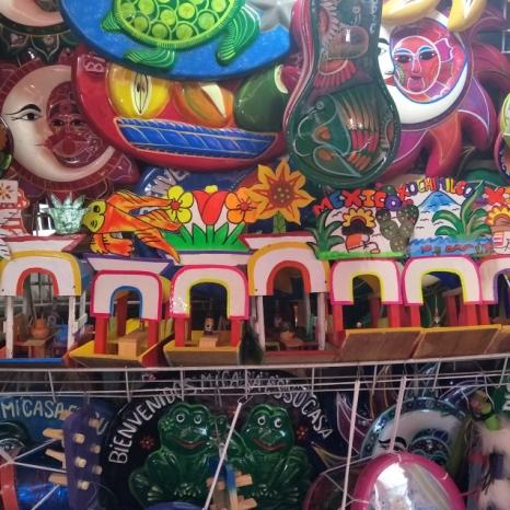 xochimilco souvenirs